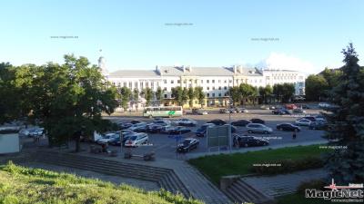 Фасад городской управы Нарвы отремонтируют, чтобы показать пример квартирным товариществам