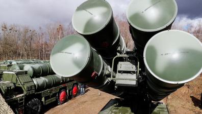 """Российские военные получили еще один """"Триумф"""""""