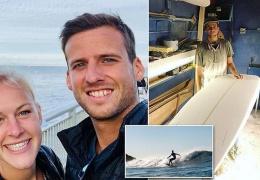 В Калифорнии акула убила серфера в 90 метрах от берега