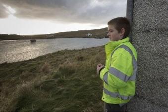 Арон Андерсон - самый одинокий школьник Великобритании