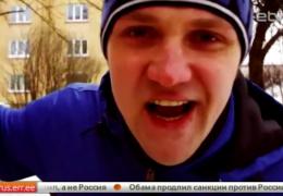 """Автор ролика """"Я русский"""" Евгений Ляпин признался, что не ожидал такой популярности"""