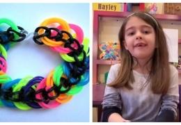 Семилетняя девочка продала браслетики и пожертвовала больнице 25000 долларов