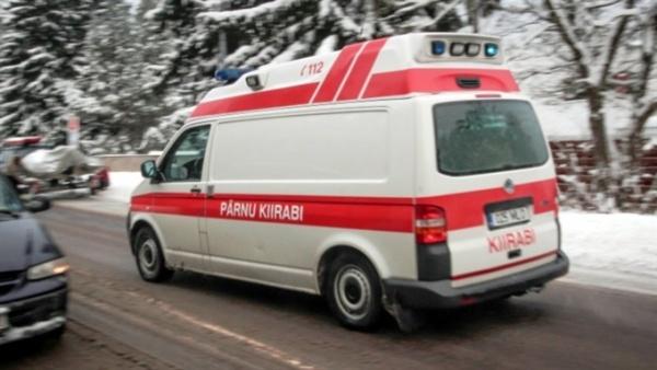 Ида-Вируская скорая помощь набирает людей для работы в Нарве