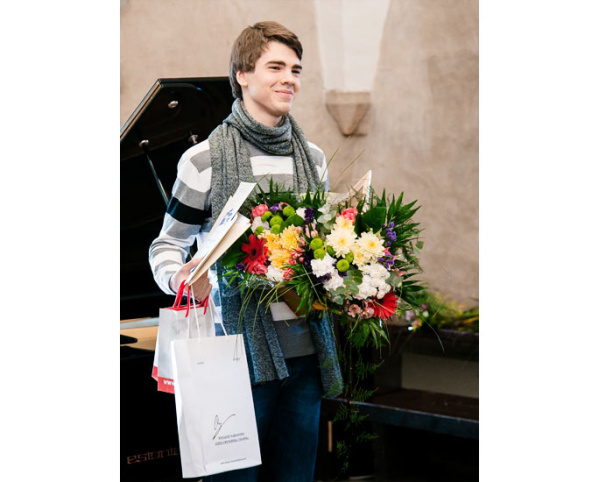 Никита Каплунов: «Я мечтал просто сыграть с оркестром»