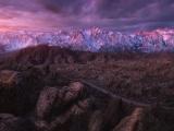 Удивительные пейзажи Калифорнии Руди Серрано