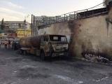 Взрыв бензоколонки в Махачкале (8 августа 2014)