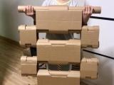 Вы очень удивитесь, когда увидите, что можно сделать из обычного картона.