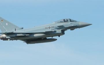 На следующей неделе истребители НАТО будут тренироваться в небе над Эстонией