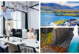 Стресса меньше, а счастья больше: в Исландии провели эксперимент с четырехдневной рабочей неделей