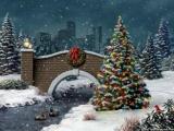 Новогодние открытки - наши и заморские