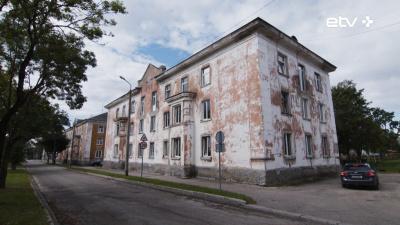 """""""Инсайт"""": жилое здание в Кохтла-Ярве может сложиться как карточный домик"""