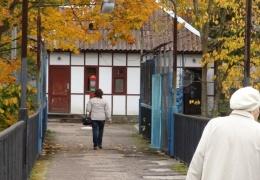 """Пешеходный погранпункт """"Нарва-2"""" из-за бюрократии откроется не раньше марта"""