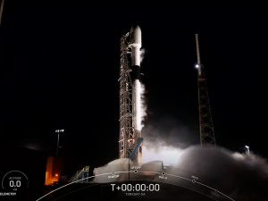 SpaceX вывела на орбиту турецкий телекоммуникационный спутник