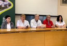 В Нарвской больнице с 19 марта отменят плановые операции и первичный прием в поликлинике