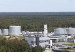 Нарвский завод удвоил продажи сланцевого масла
