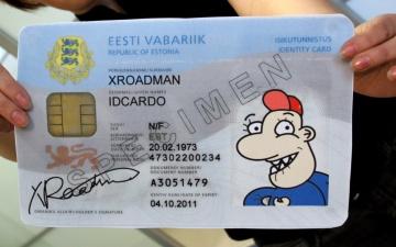 Выявленная в эстонских ID-картах уязвимость затрагивает 750 000 ID-карт