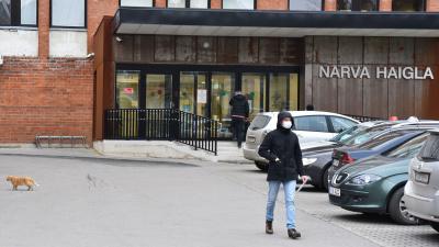 В Ида-Вирумаа более половины из заболевших коронавирусом за сутки – жители Нарвы
