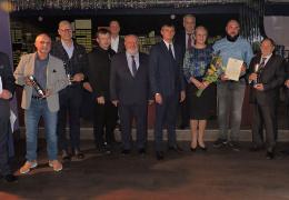 Лучшим предпринимателем Нарвы стала фирма Fortaco Estonia