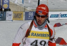 Даниил Степченко успешно выступил на Чемпионате мира по биатлону