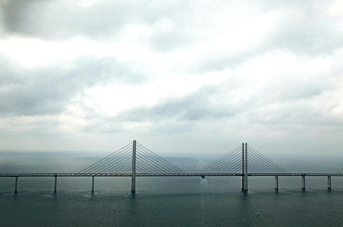 Удивительный мост-тоннель