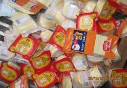 В Ивангороде уничтожили более 300 кг санкционных продуктов из Эстонии, Латвии и Литвы