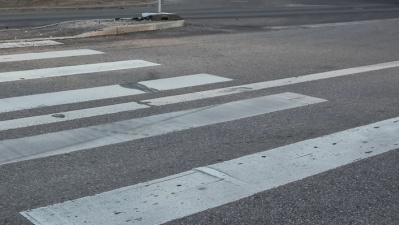 В ДТП в Нарве пострадал пешеход
