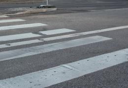 В Нарве женщина за рулем сбила пешехода и покинула место ДТП
