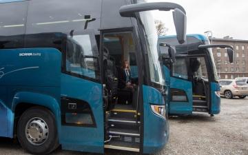 В междугородних автобусах проверят использование ремней безопасности
