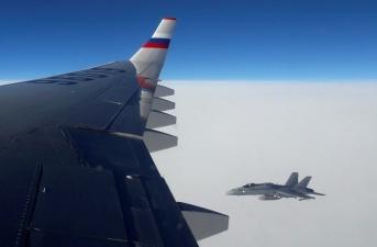 Два самолета Российской Федерации нарушили воздушное пространство Эстонии