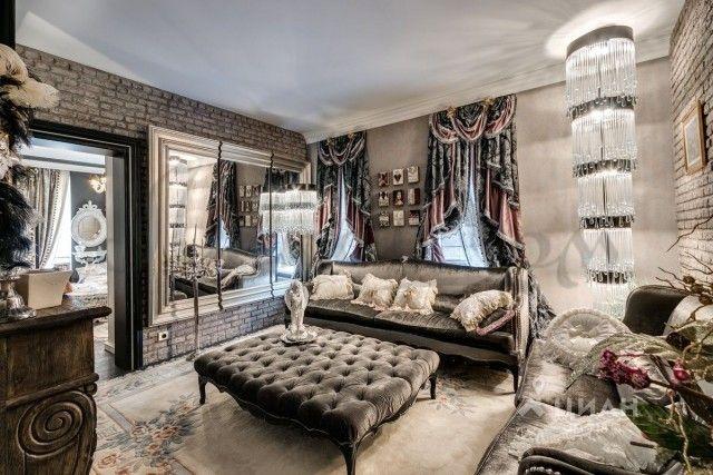Скромное московское жилище за 55 миллионов