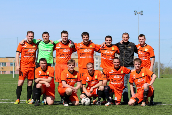 Разгромная победа Narva United над Kiviõli FC Irbis II