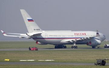 Самолет РФ, предположительно с Лавровым на борту, нарушил воздушные границы Эстонии