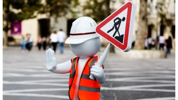 План дорожных работ с 25 сентября