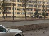 В Нарве водитель под наркотиками устроил ДТП