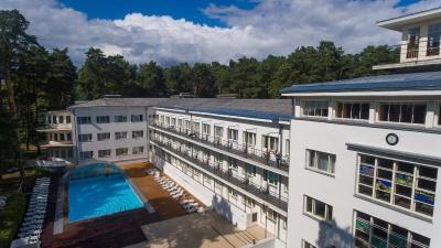 Представитель гостиничного бизнеса: летом в Нарва-Йыэсуу можно будет отдохнуть по зимним ценам