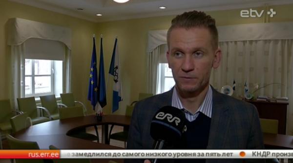 В ходе административной реформы Нарва может потерять статус третьего по величине города Эстонии