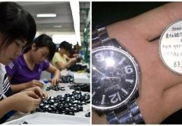 Житель Бурятии нашёл записку с просьбой о помощи в китайских часах