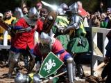 Чемпионат мира по средневековым боям прошел в Шотландии