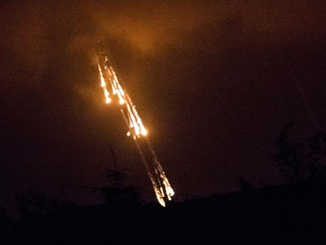 СКР обвиняет украинских силовиков в использовании фосфорных бомб