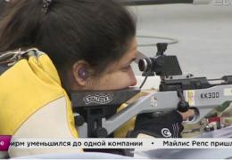Нарвитянка Людмила Корчагина выиграла этап Кубка мира по пулевой стрельбе
