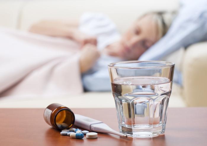 В Эстонии наступил пик заболеваемости гриппом: все больше заболевших среди школьников
