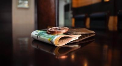 Средний брутто-доход в 2018 году вырос до 1234 евро, в Ида-Вирумаа он заметно меньше