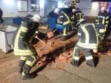 Необычное происшествие в немецком городе Верль