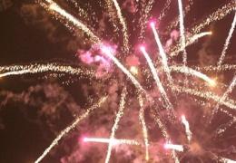 На новогодние фейерверки нарвские власти потратят почти 3000 евро