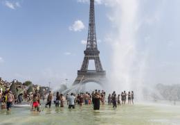 Из-за рекордной жары во Франции за лето умерло 1500 человек