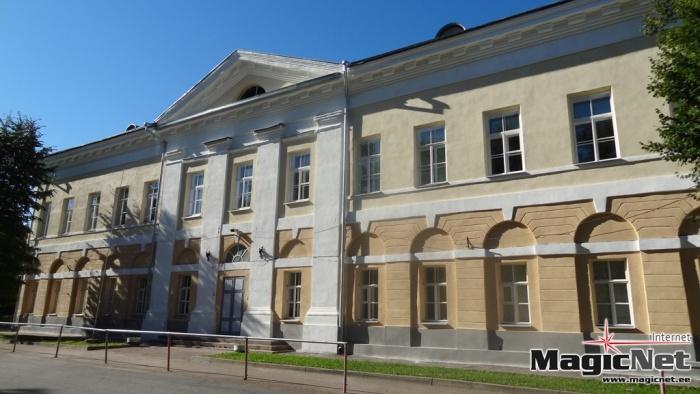 Ваналиннаскую государственную школу в Нарве разукрасят