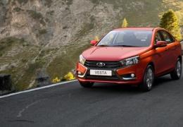 Две модели Lada вошли в ТОП продаваемых автомобилей в Европе