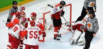 Большой хоккей. Россияне на ЧМ-2018 разгромили Австрию