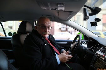 Вызвал такси, а там...