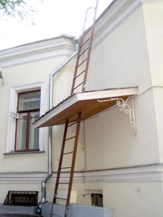 Лестницы – это особый вид строительного фейла